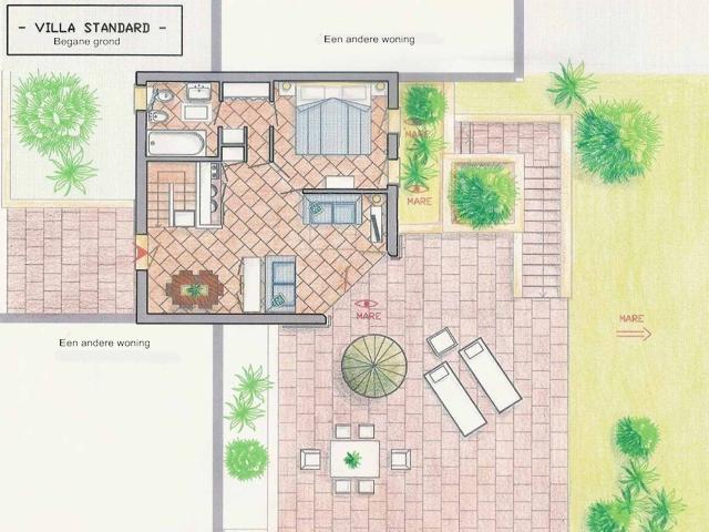villa standaard begane grond - kaart sardinie vakantiehuis stintino.jpg