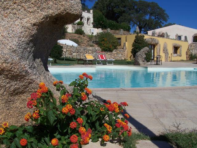 Agriturismo Abbas met zwembad sardinie