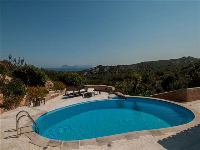 Luxury villas Sardinia Costa Smeralda - Villa Pevero Hills - Holidays Sardinia