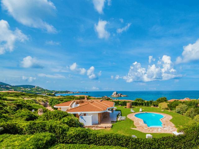 luxury villa sardinia - sardinia4all
