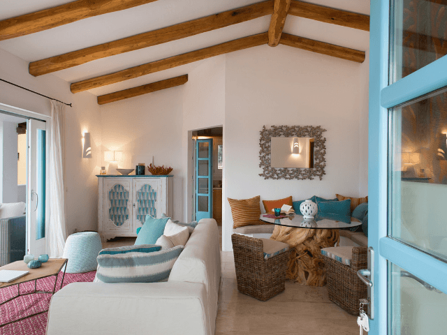 romantica appartement san pantaleo sardinia