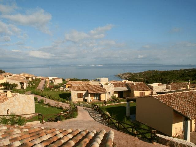 punta falcone apartments with pool in santa teresa di gallura sardinia