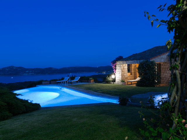 Luxe villas Sardinie - Sardinia4all