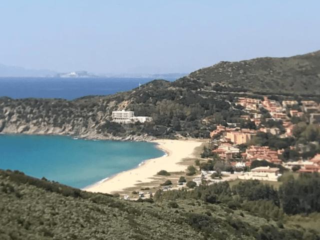 Solanas Beach - Sardinia