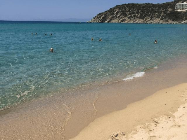 Beach Solanas - Sardinia