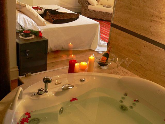 Jacuzzi - Suite - Tarthesh Hotel - Sardinië