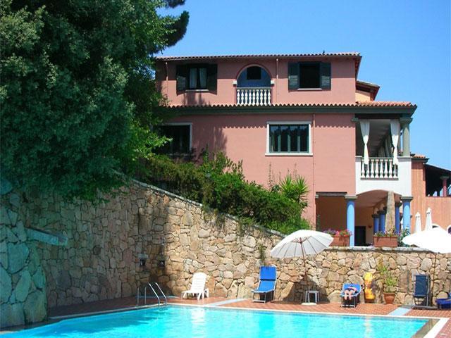 Hotel Su Lithu - Bittu - Nuoro - Sardinië