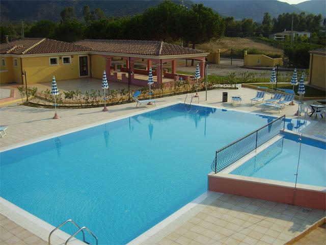 Zwembad - Rejna Residence Hotel - Cardedu - Sardinië