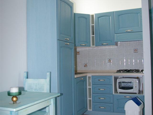 Keuken - Rejna Residence Hotel - Cardedu - Sardinië