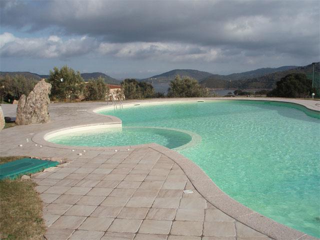Zwembad - Hotel Funtana Abbas - Luras - Sardinië
