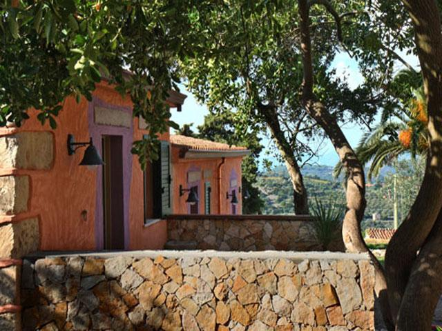 Le Tinaie - Hotel Villa Asfodeli - Tresnuraghes - Sardinië