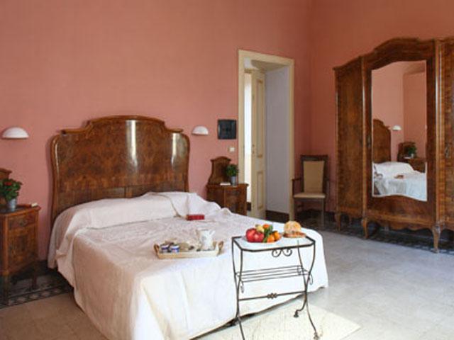 Kamer - Hotel Villa Asfodeli - Tresnuraghes  - Sardinië