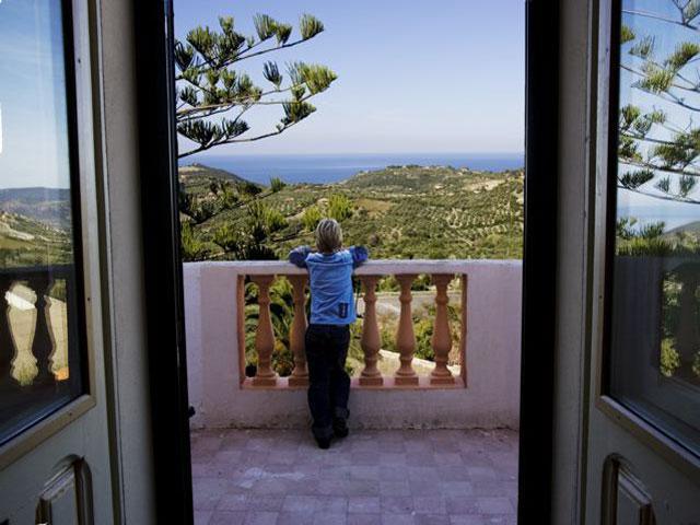 Balkon - Hotel Villa Asfodeli - Tresnuraghes - Sardinië