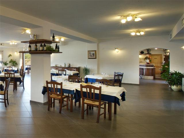 Restaurant - Hotel Valkarana - Sant' Antonio di Gallura - Sardinië