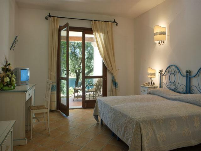 Kamer - Hotel Valkarana - Sardinië