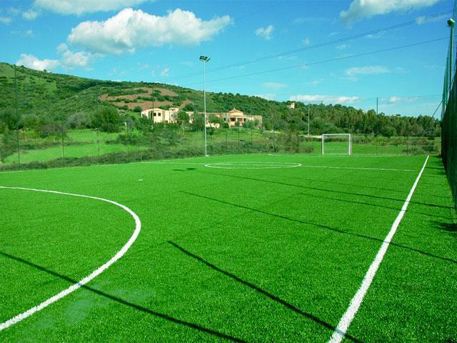 Voetbalveld - Green Village - Posada - Sardinië