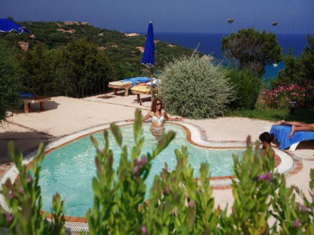 Hydro pool - Grand Hotel in Porto Cervo - Sardinië