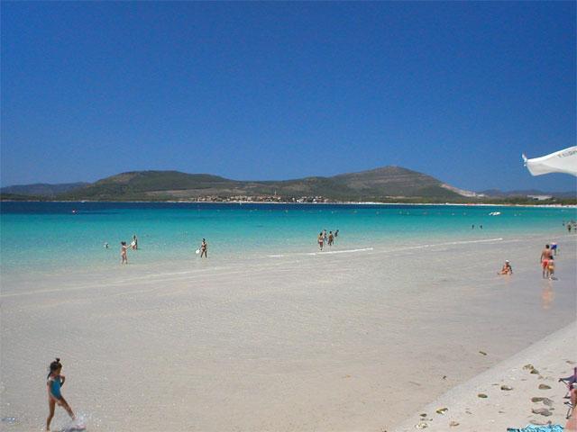 Schitterende zee - Alghero -Sardinië