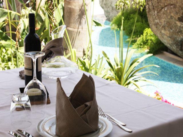 Restaurant - Villas Resort - Costa Rei - Sardinië