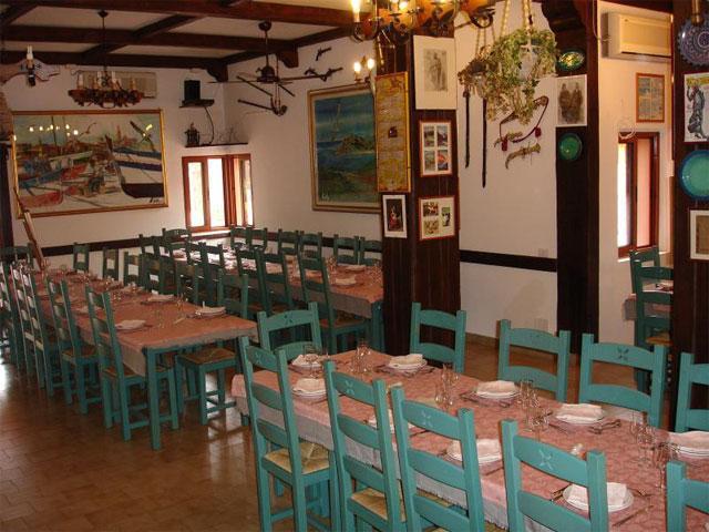 Restaurant - Vakantiepark & Camping Torre del Porticciolo in Alghero - Sardinië