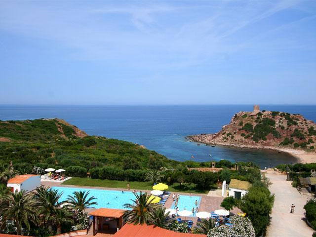 Uitzicht over zee - Vakantiepark & Camping - Sardinië