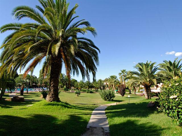 Tuin - Baia delle Palme - S. Margherita di Pula - Sardinië - Foto