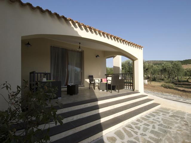 Veranda - BB Rosso di Sera - Alghero - Sardinië