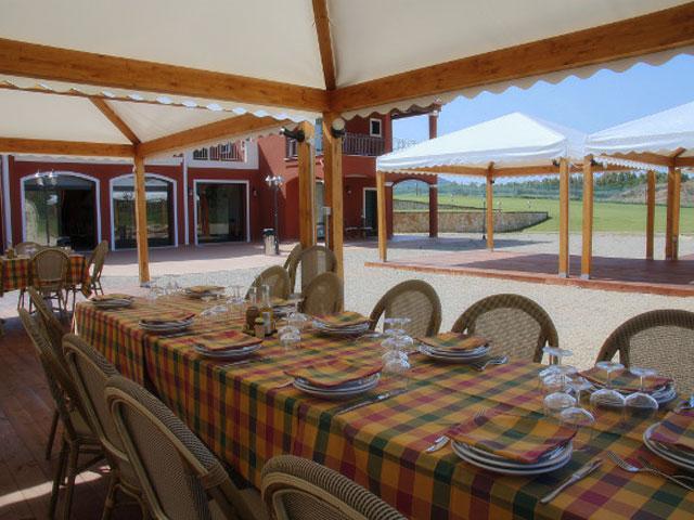 Tuin - Villa Barbarina - Alghero -Sardinië