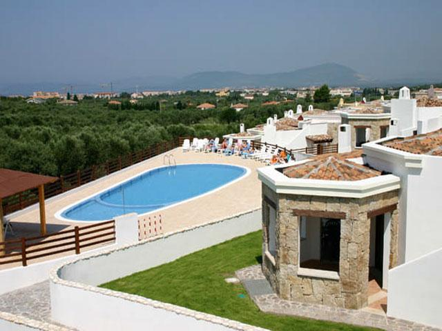 Zwembad - Vista Blu Resort - Sardinië