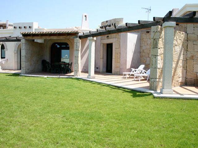 Aanzicht vakantiehuis - Vista Blu Resort - Alghero - Sardinië