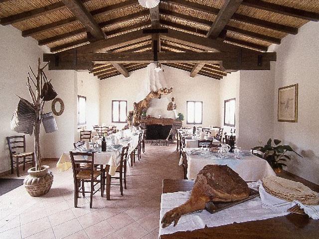 Restaurant - Agriturismo S'Ozzastru - Dorgali - Sardinië