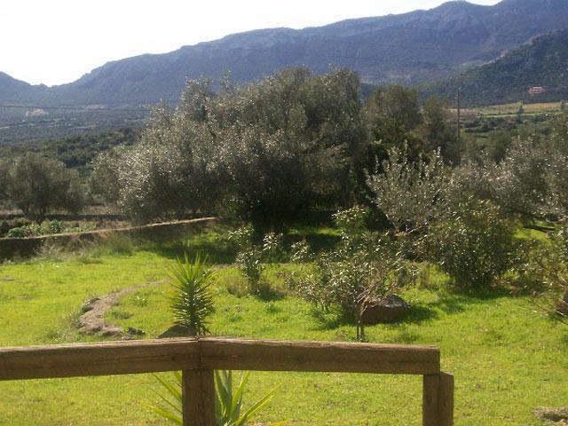 Ligging - Agriturismo S'Ozzastru - Dorgali - Sardinië