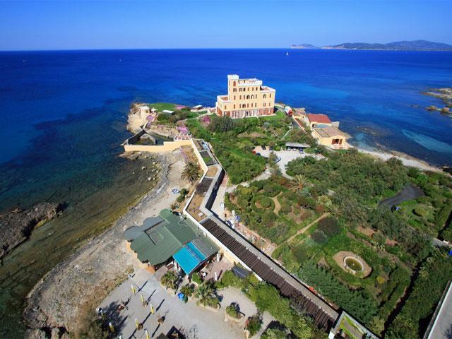 Luxe hotel | Villa Las Tronas in Alghero | Sardinië