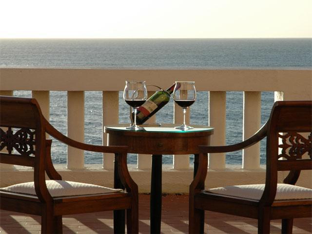Kamer met terras en zeezicht - Villa las Tronas - Sardinië