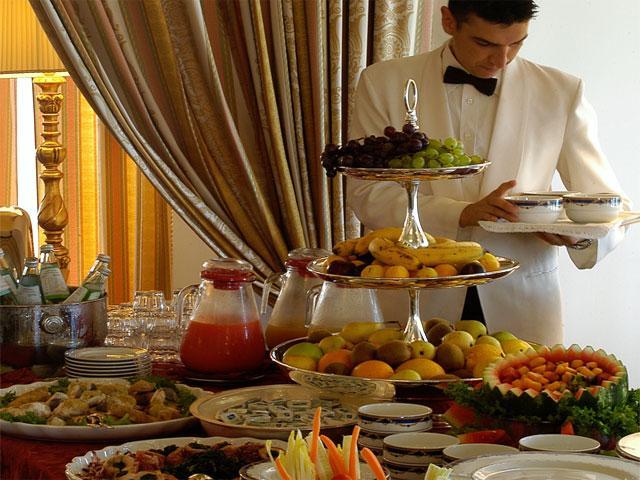 Buffet - Villa Las Tronas - Alghero - Sardinia