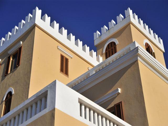 Aanzicht Villa Las Tronas - Alghero - Sardinië