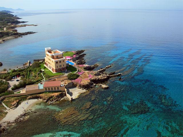 5 sterren hotel Villa Las Tronas - Alghero - Sardinië