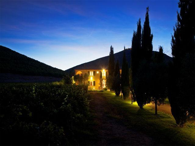 By night - Wine Resort Leda d' Ittiri - Alghero - Sardinië