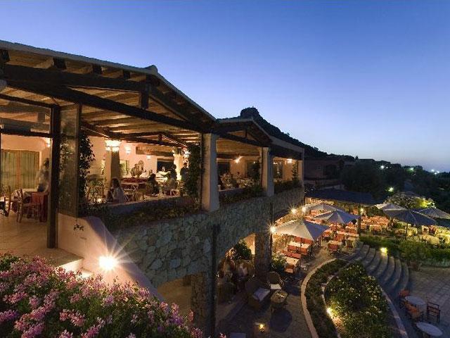 Restaurant Le Terrazze - Cala di Falco Resort