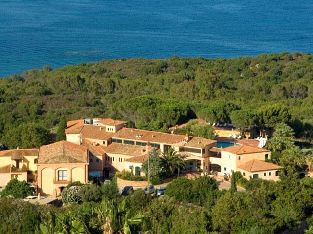 Hotel Le Ginestre - Porto Cervo - Costa Smeralda - Sardinië