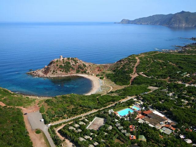Vakantiepark & Camping Torre del Porticciolo in Alghero - Sardinië