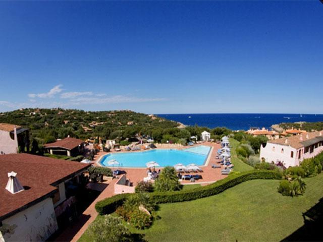 Grand hotel in Porto Cervo - Sardinië