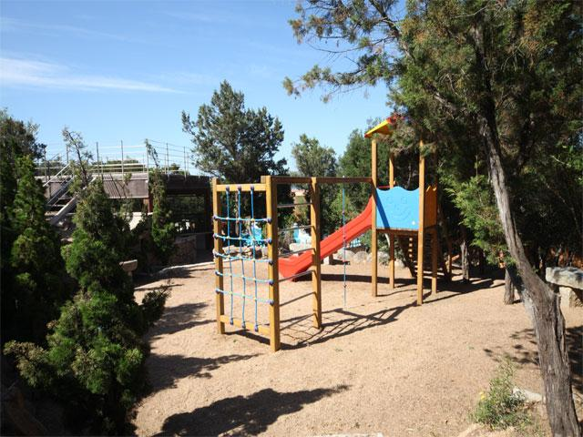 Speeltuin - Vakantiepark Capriccioli - Sardinie