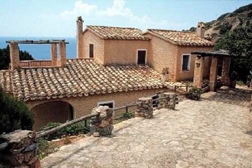 Villa Gianina - Vakantiehuis zuid Sardinie