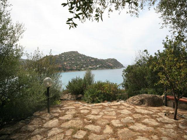 Vakantiehuis Sardinie - Villa Scarabeo met zeezicht (5)