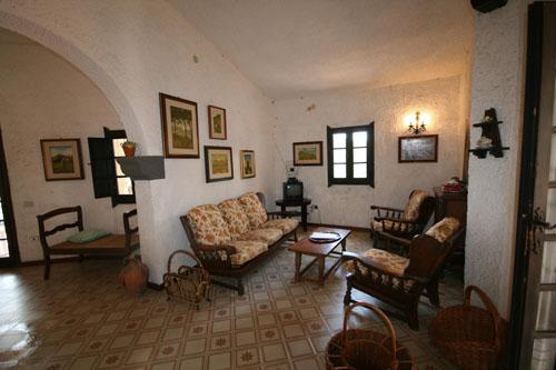 Vakantiehuis Sardinie - Villa Scarabeo met zeezicht (7)
