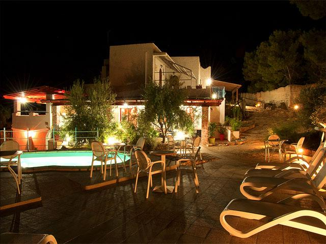 Hotel Villa Belfiori - Torre dei Corsari - Sardinie (13)