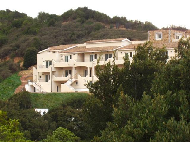 Vakantie appartementen Ea Bianca - Baja Sardinia - Sardinie (11)