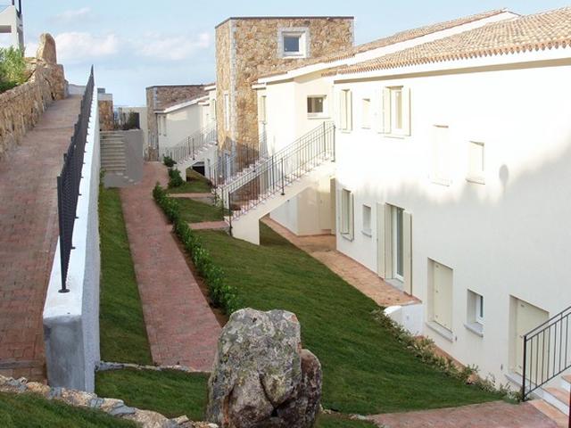 Vakantie appartementen Ea Bianca - Baja Sardinia - Sardinie (6)
