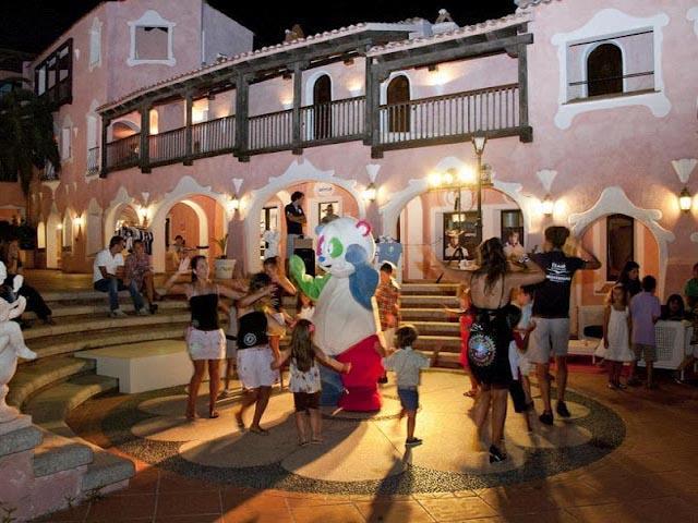 Activiteiten programma in vakantiepark Bagaglino - Sardinie (1)